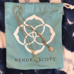Kendra Scott small charm necklace